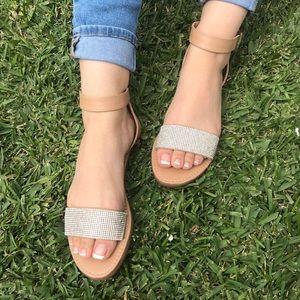 Steve Madden Diamond Detail Sandals